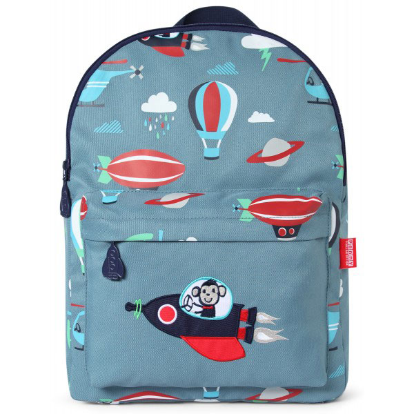 Penny Scallan Canvas Bare Backpack Space Monkey