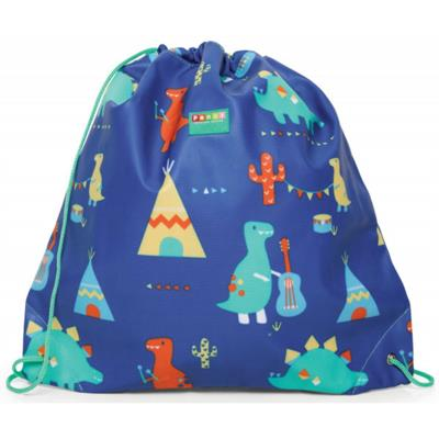 Penny Scallan Drawstring Bag Dino Rock