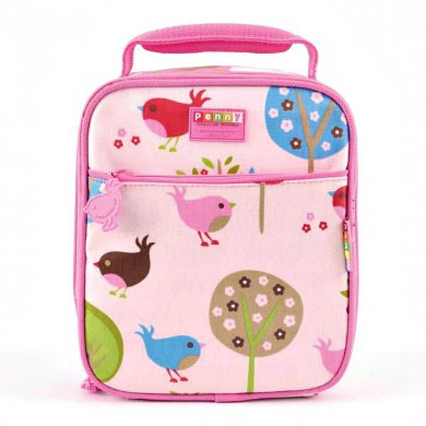 Penny Scallan Lunchbag Chirpy Bird