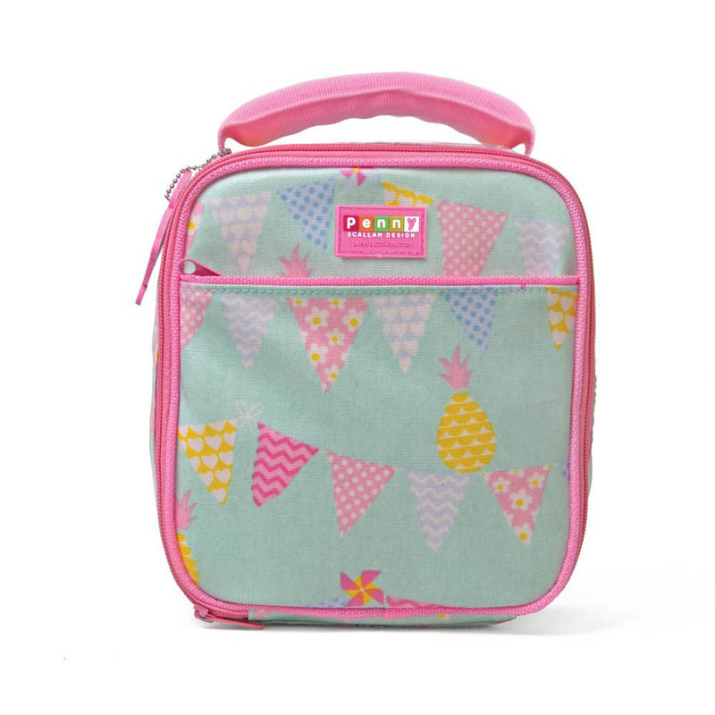 Penny Scallan Lunchbag Pineapple Bunting