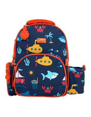 Penny Scallan Medium Backpack Anchor
