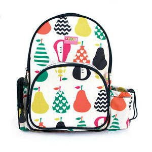 Penny Scallan Medium Backpack Pear Salad
