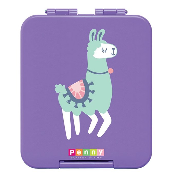 Penny Scallan Mini Bento Box - Loopy Llama