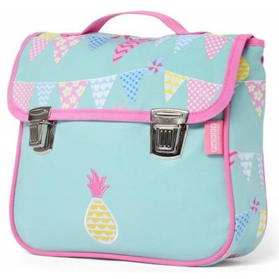 Penny Scallan Satchel Backpack Pineapple Bunting