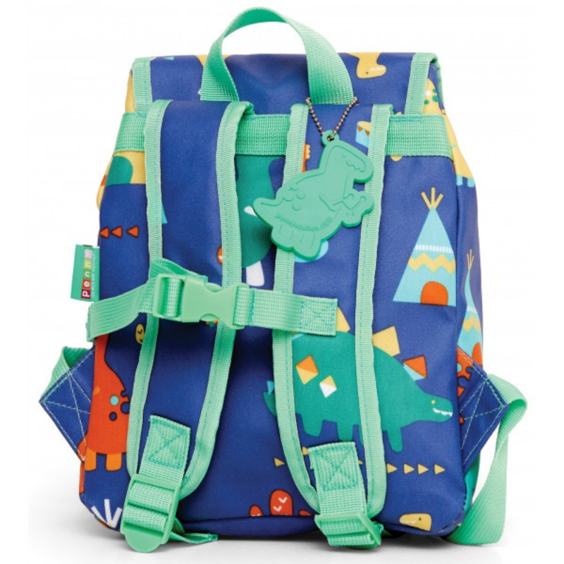 Penny Scallan Top Loader Backpack Dino Rock