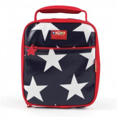 Penny Scallen Lunchbag Navy Star