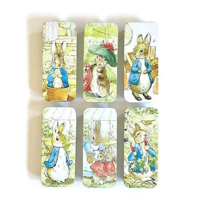 Peter Rabbit Mini Slider Tin