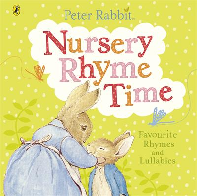 Peter Rabbit Nursery Rhyme Time
