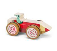 Petilou-Wooden Toys-Woodland Race Cars-Cricket