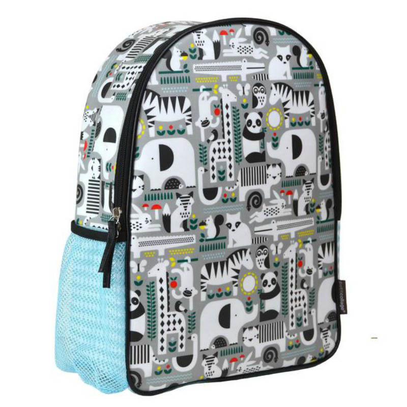 Petit Collage-Eco Friendly-Backpack (Animals)