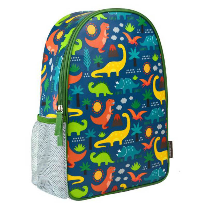 Petit Collage-Eco Friendly-Backpack (Dinosaurs)
