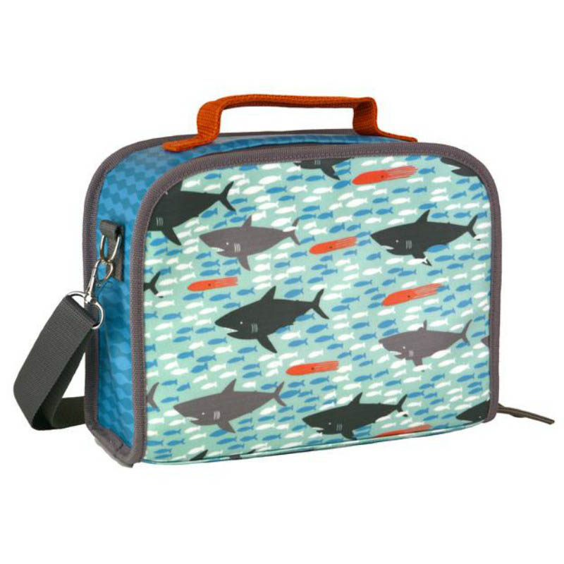 Petit Collage-Eco Friendly-Lunchbox (Sharks)