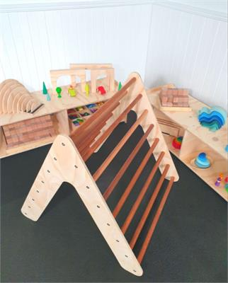 Pikler Triangle Large Climbing Frame
