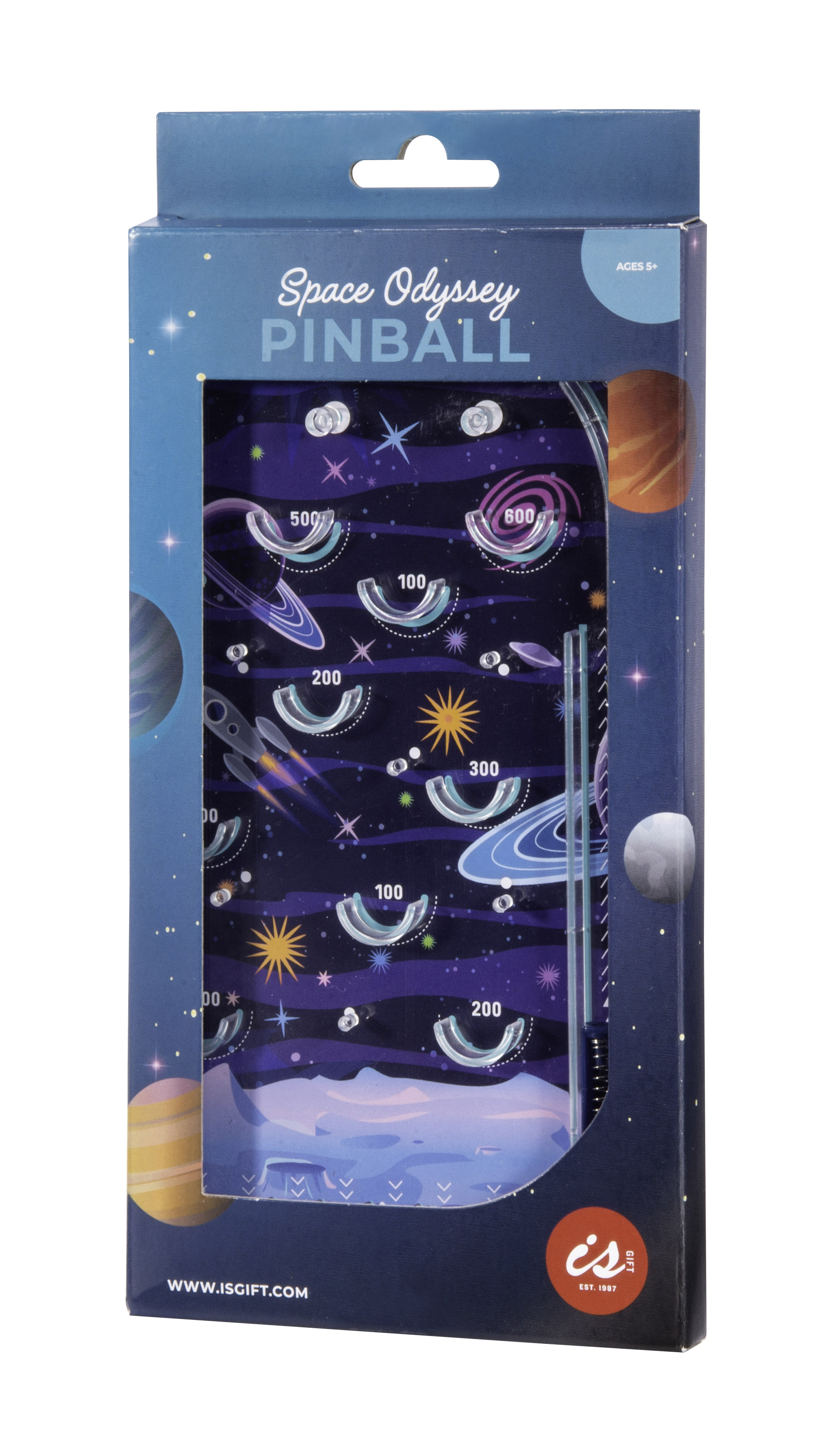 Pinball Space Odyssey
