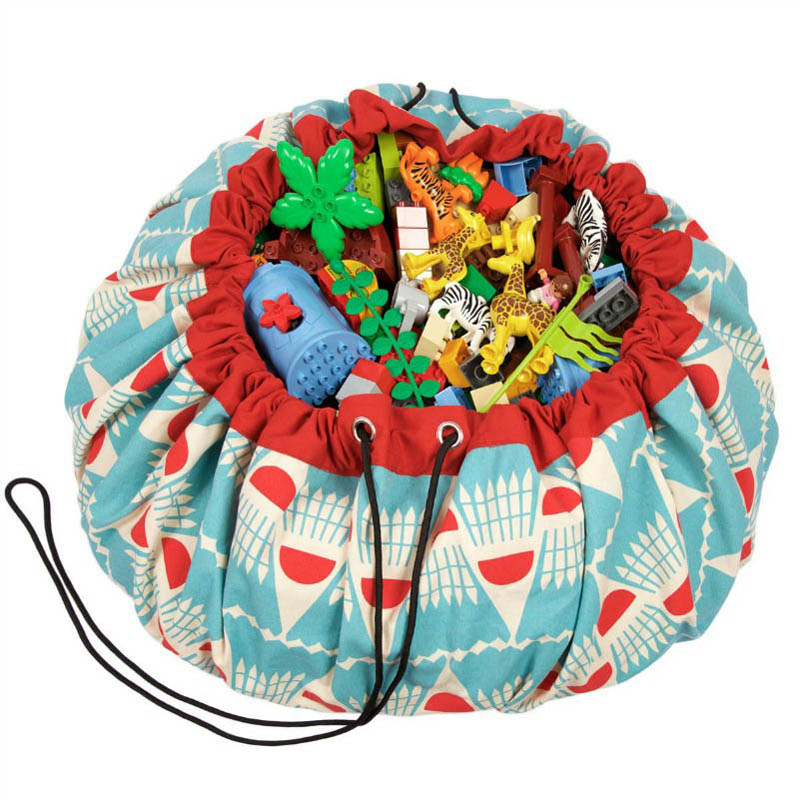 Play&Go Badminton Toy Storage Bag