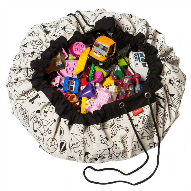 Play&Go Colour My Bag Toy Storage Bag