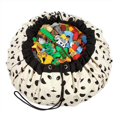 Play&Go Toy Storage Bag - Panda