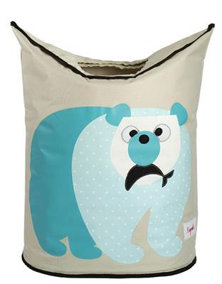 3sprouts - Polar Bear laundry Hamper