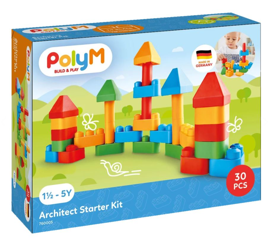 Poly M Architect Starter Kit
