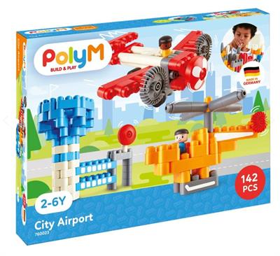 Poly M City Airport Kit