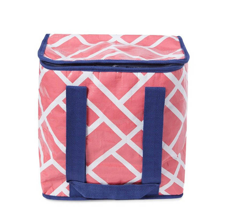 Project Ten - Insulated Cooler Bag - Geo