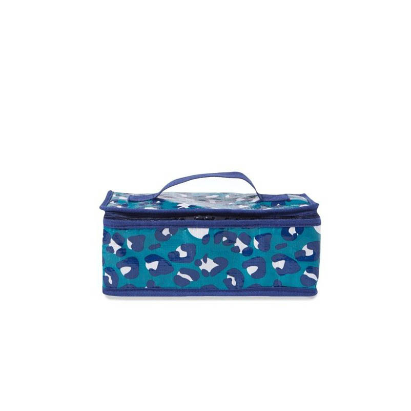Project Ten - Insulated Lunch Bag - Leopard