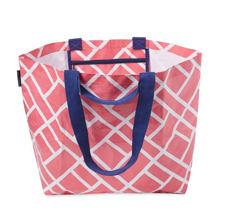 Project Ten - Medium Tote Bag - Geo
