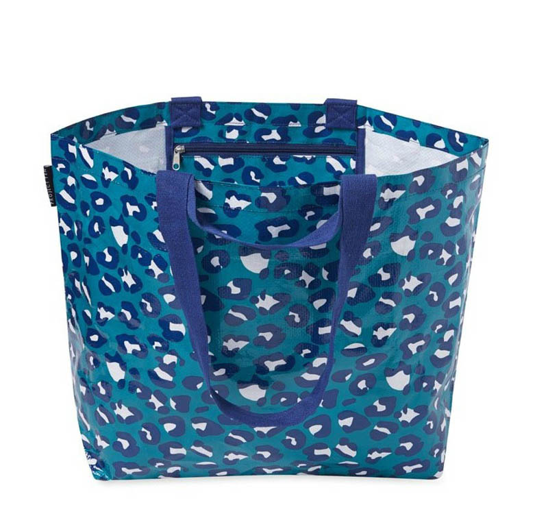 Project Ten - Medium Tote Bag - Leopard