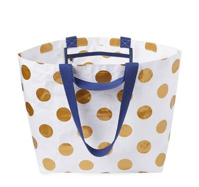 Project Ten - Medium Tote Bag - Polka
