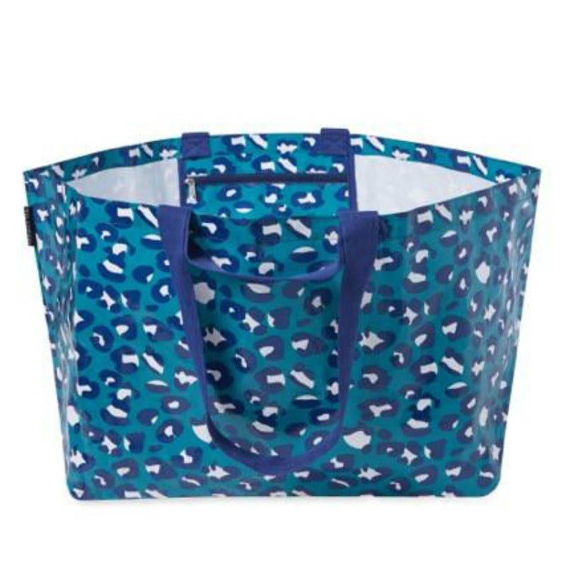 Project Ten - Oversize Tote Bag - Leopard