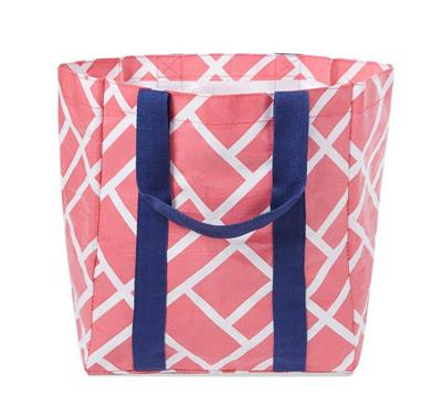 Project Ten - Shopper Tote Bag - Geo