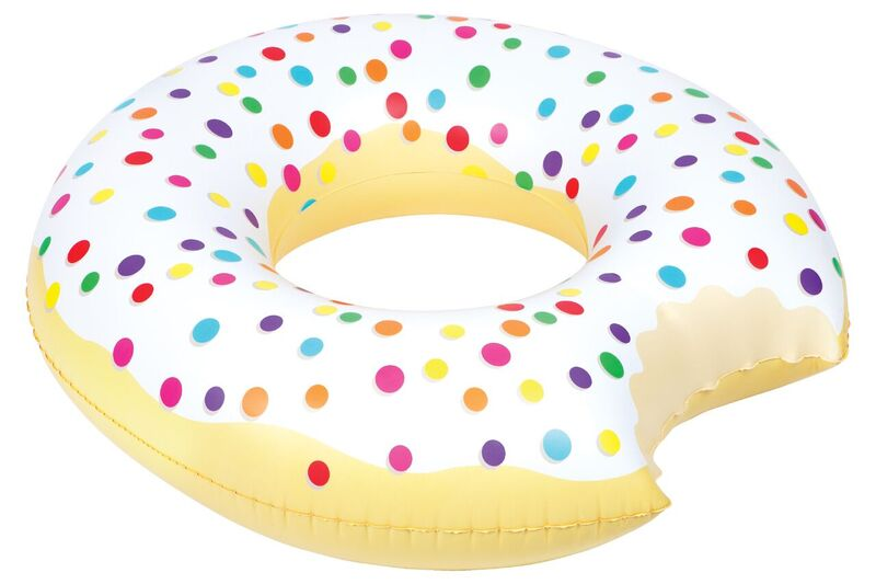 Pumpt Inflatable Vanilla Donut