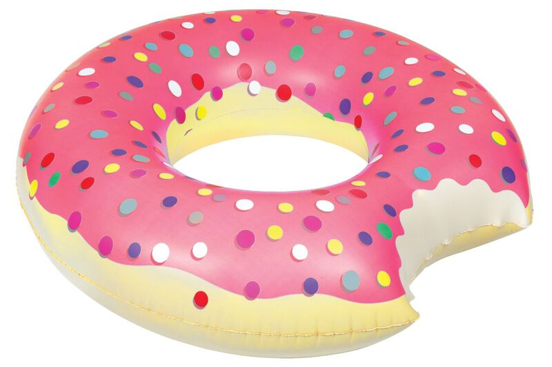 Pumpt Strawberry Donut Pool Inflatable