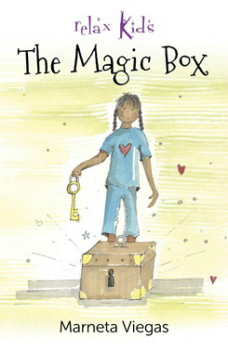 Relax Kids - The Magic Box by Marneta Viegas