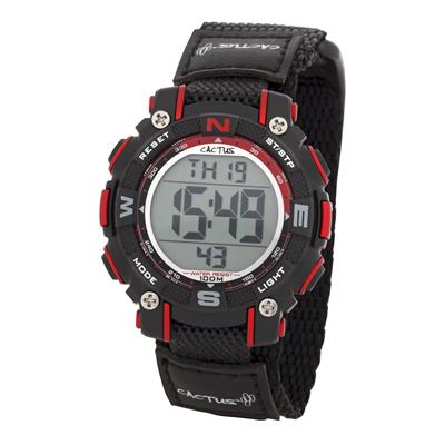 Cactus Robust Kids Digital Boys Watch