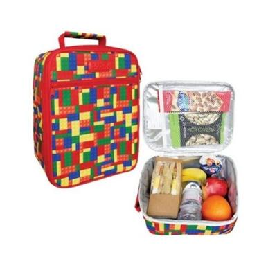 Sachi Insulated Lunch Bag Bricks
