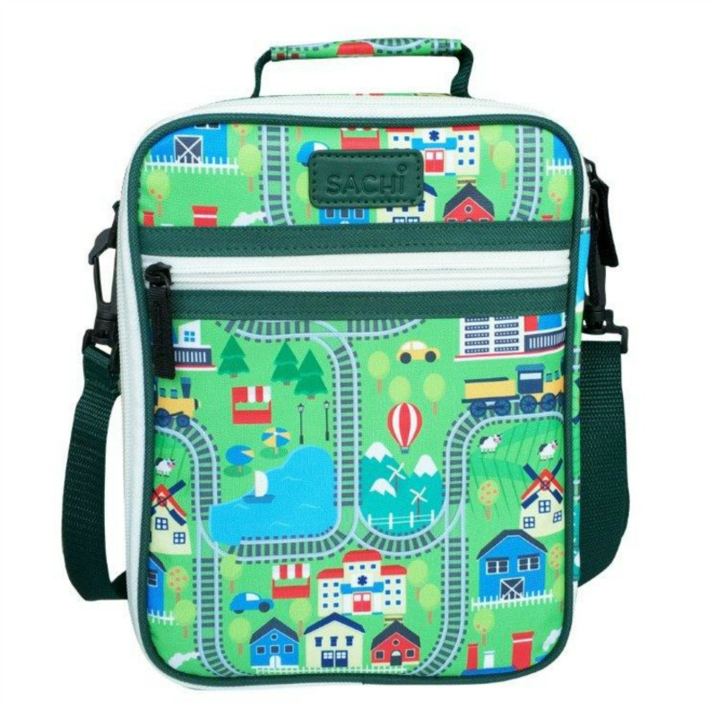 Sachi Insulated Lunch Bag City