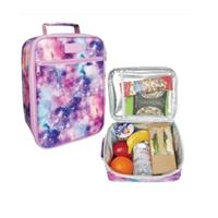 Sachi Insulated Lunch Bag Galaxy
