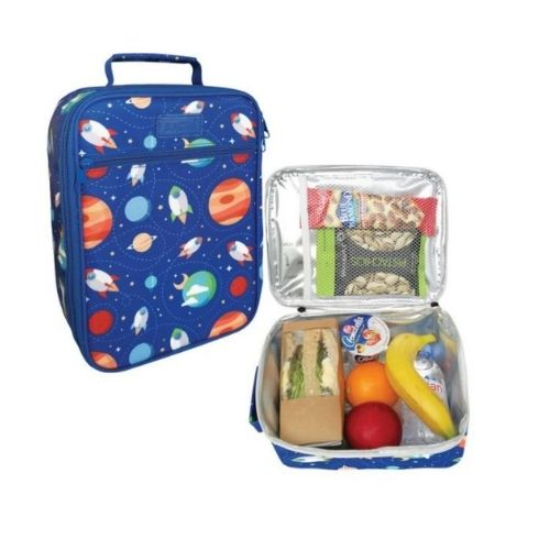 Sachi Insulated Lunch Bag Outer Space