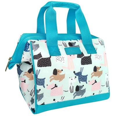 Sachi Insulated Lunch Tote Dog Park