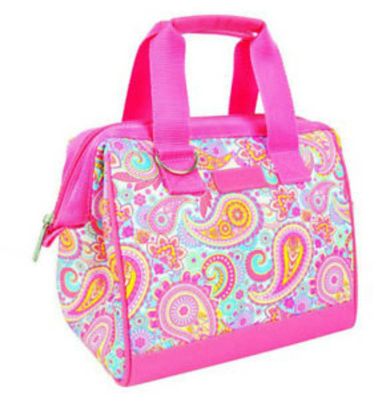Sachi Insulated Lunch Tote - Fab Fever