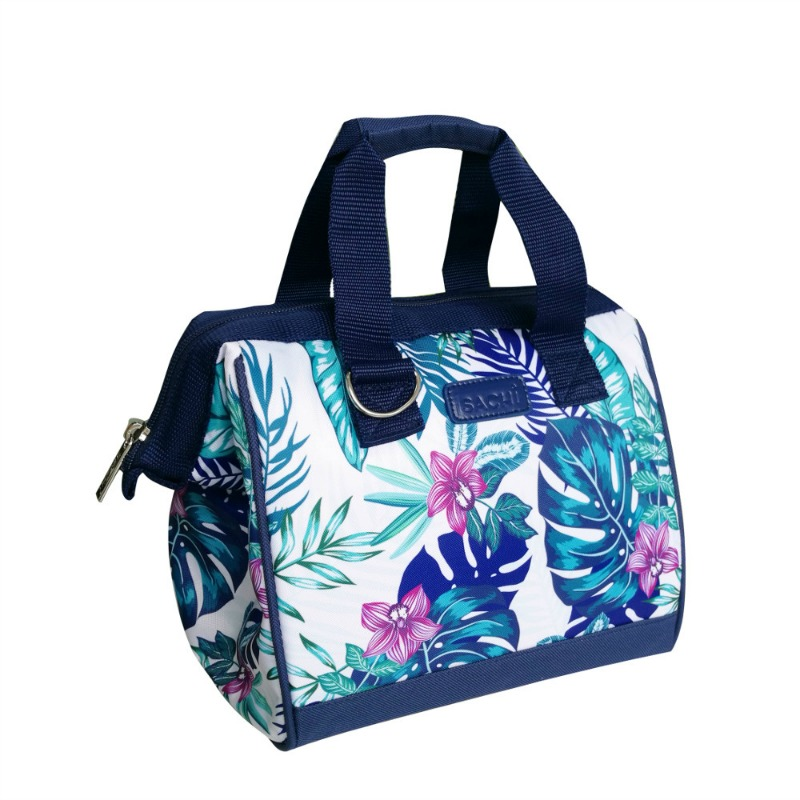 Sachi Insulated Lunch Tote Tropical Paradise