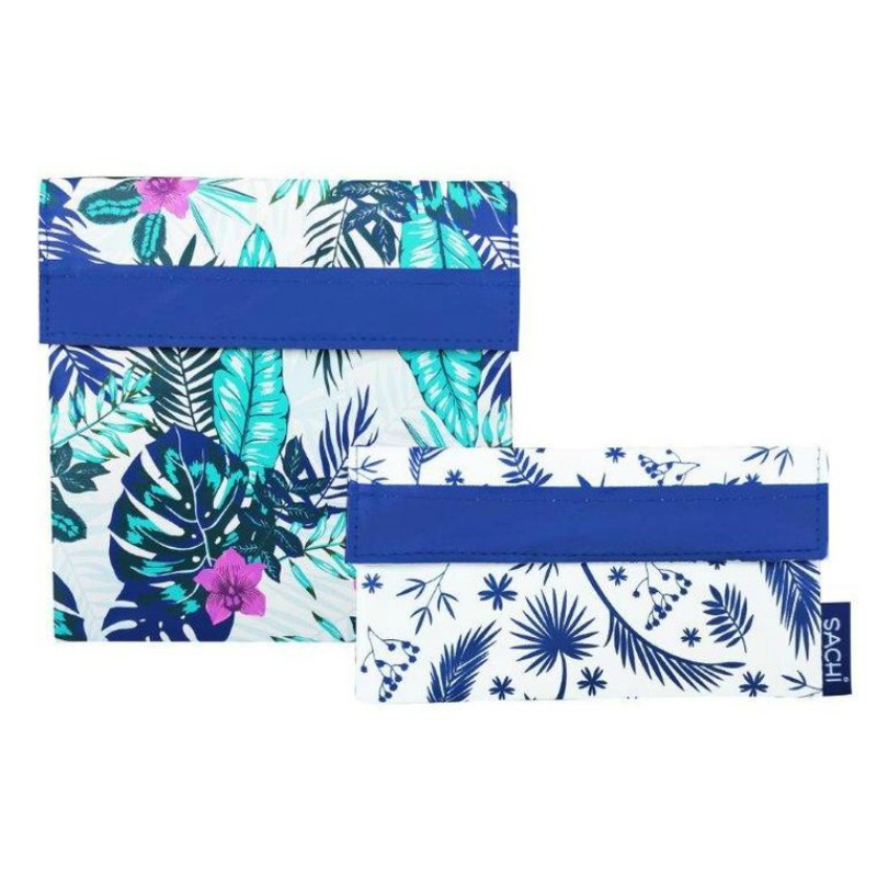 Sachi Lunch Pockets Set of 2 - Tropical