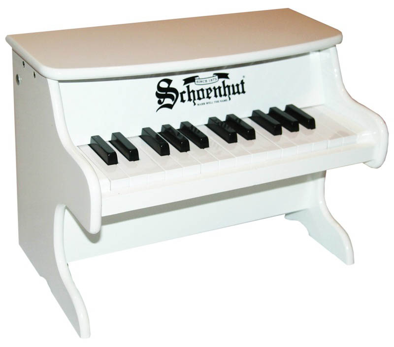 Schoenhut's 25 key First Piano