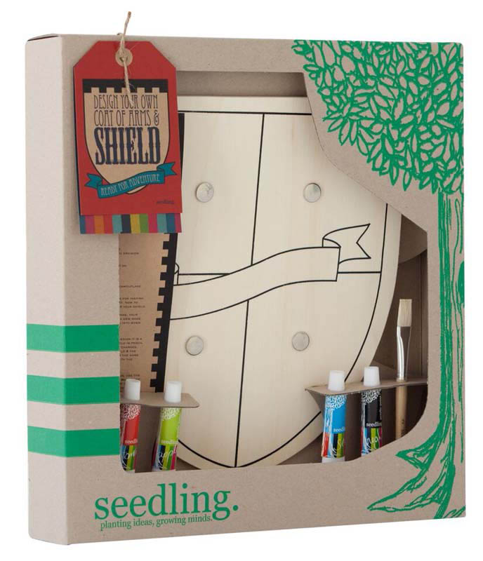 Seedling Design Your Own Shield
