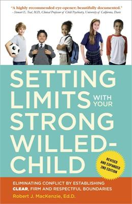 Setting Limits with your Strong-Willed Chilled