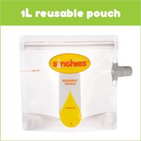 FREE 1l Pouch with every 140ml x 5 pack!