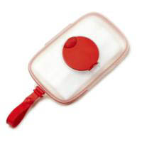 Skip Hop - Grab&Go -  Snug Seal Wipes Case-RED