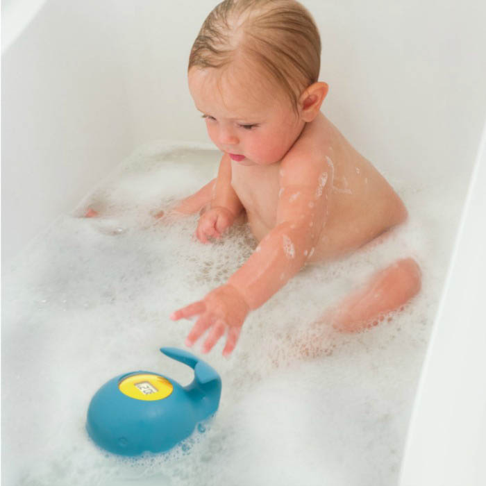 Baby Bath Thermometer-Skip Hop Moby