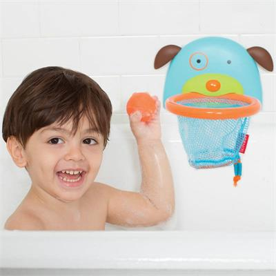 Skip Hop Zoo Basketball Bathtime Dog